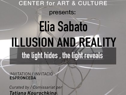 Exhibition @ ILLUSION AND REALITY by Elia Sabato
