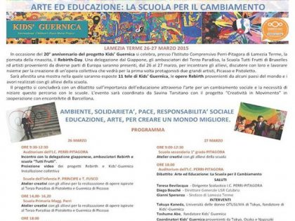 "Art & Education by ""Istituto Comprensivo Perri-Pitagora"""