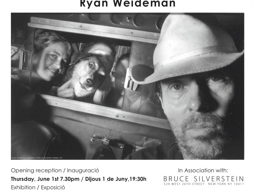 "Opening @""IN MY TAXI"" by Ryan Weideman – Thursday 1st of June – 19h30"