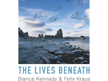 Opening @ 'The Lives Beneath' by Bianca Kennedy & Felix Kraus