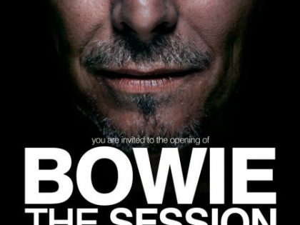 Opening @ Bowie The Session by Gavin Evans