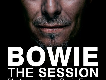 "Opening @ ""BOWIE The Session"" by Gavin Evans"