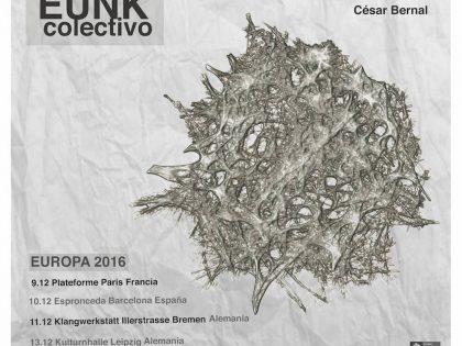 CONCERT @ Colectivo EUNK – César Bernal & Sebastián Tapia – Dec 10th
