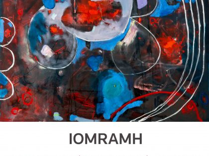 "Opening @""IOMRAMH"" por Johnny Fitzsimons, Richard Hearns & Mark Redden – 17 Març – 19h"