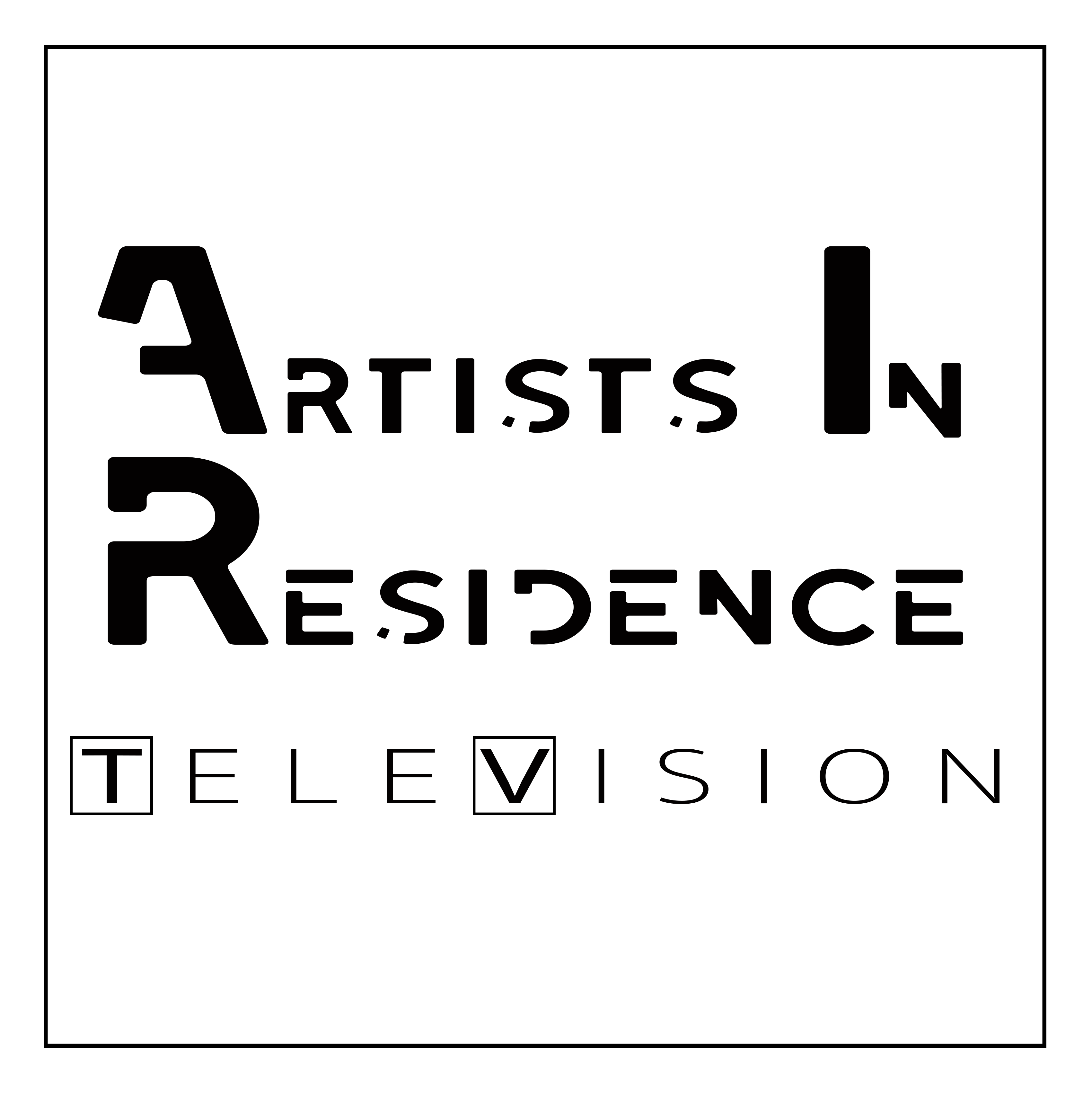 Artists In Residence Televison