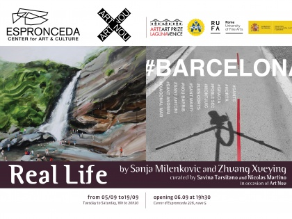 Real Life, by Sanja Milenkovic and Zhuang Xueying – Wednesday 6th of September, 19h30