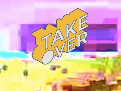 Take Over – Sábado 12 de agosto, 18h30
