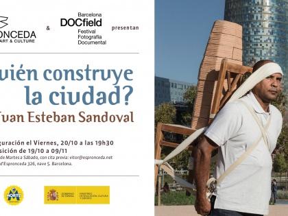 Quién construye la ciudad? @ Juan Esteban, October 20th 19h30