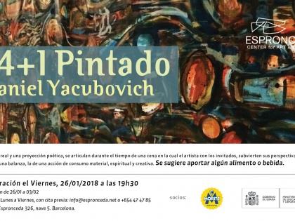 64+1 Pintado by Daniel Yacubovich, @ 26/01, 19h30