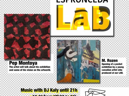 Espronceda LAB > Launch @20 Jan, 17h30