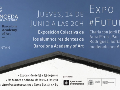Expo #Futurart, 14/06 @20h