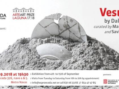 Vesuvius by Dalia Baassiri, 05/09 @19h30