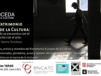 """Roundtable """"Año del Patrimonio Europeo de la Cultura"""""""