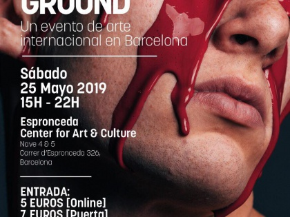 Art Lover Ground BCN #13. May 25th @3pm