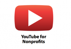 YouTubeForNonprofits