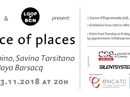 The Voice of Places by Davide Gambino, Savina Tarsitano & Maya Barsacq @ LOOP Festival
