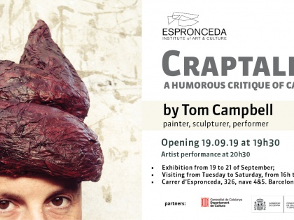 Craptalism, by Tom Campbell