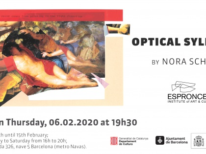 Optical Syllabary, by Nora Schmel