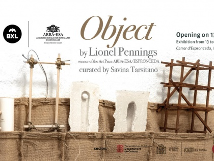 Object, by Lionel Pennings