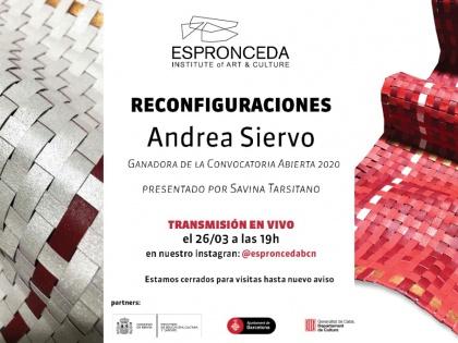 Reconfiguraciones, by Andrea Siervo