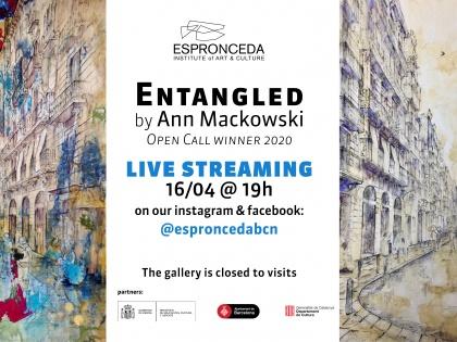 Entangled, by Ann Mackowski
