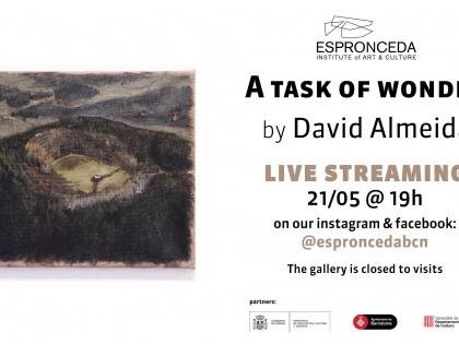 A tasck of wonders by David Almeida