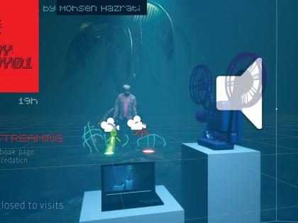 Output:TargetDisplay: Display01-VR Live Stream by Mohsen Hazrati