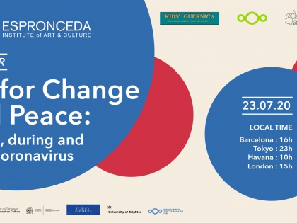 Kids Guernica & Third Paradise : Art for Change and Peace