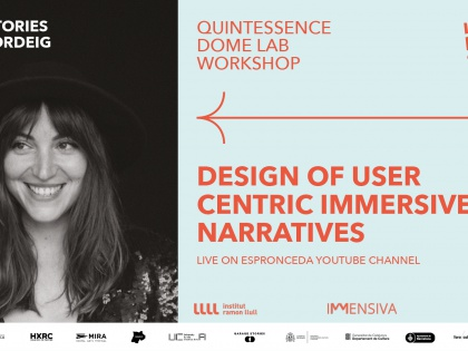 Design of user centric immersive narratives