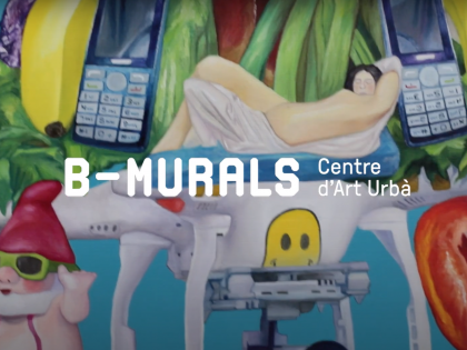 B-murals and ESPRONCEDA Collaboration