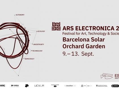 Ars Electronica Garden. Barcelona Solar Orchard Garden
