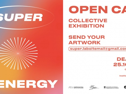 "SUPER : OPEN CALL – ""ENERGY"""