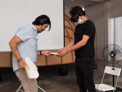Narrativas Immersivas by Be Another Lab
