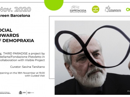 Art For Social Change Towards the Art of Demopraxia – LOOP CityScreen BCN 2020