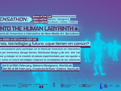 IMMENSATHON: INTO THE HUMAN LABYRINTH