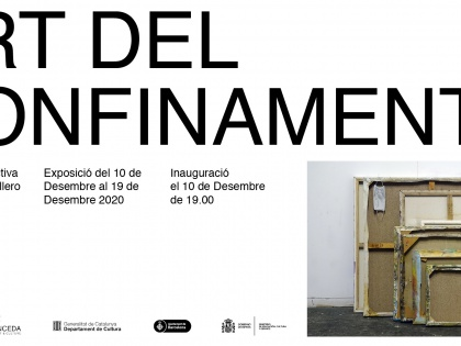 ART OF CONFINEMENT – Collective exhibition by the Astillero Espacio Cultural