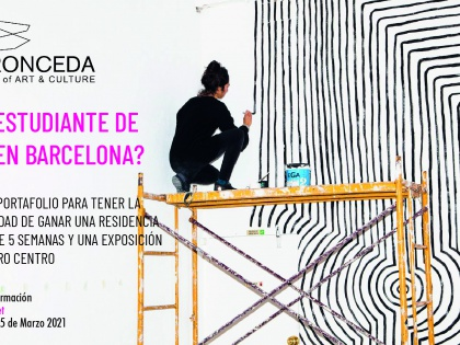 Convocatoria para Estudiantes de Universidades de Bellas Artes – 2021