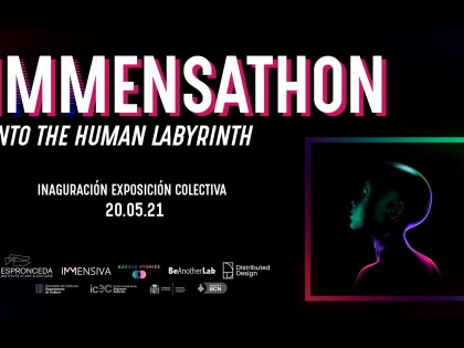 IMMENSATHON: Into The Human Labyrinth. Collective Exhibition