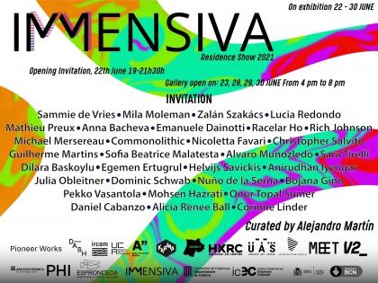 IMMENSIVA Residence Show 2021