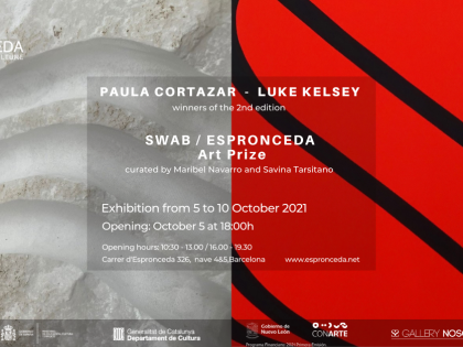 SWAB / ESPRONCEDA Art Prize.